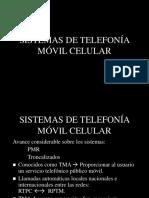Telefonía Móvil Celular