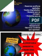 Los Problemas Ambientales Globales