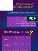 Metabolism and Thermoregulation (1)