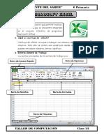 1.- 6 Primaria - Microsoft Excel