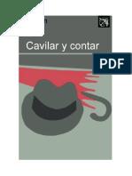 Azorin - Cavilar Y Contar