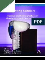 Sánchez Gracía, R. y Spencer, D. (Comp.) - Fighting Scholars
