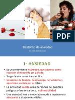 13 Trastornos de La Ansiedad