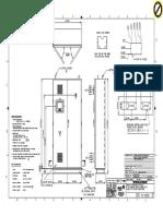 Gravimetric Feeder - Panel Drawings