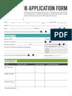 HR Application Form Jan2018 V1