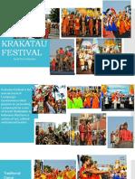 Krakatau Festivalss