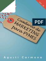 Cuaderno de Marketing Para PYME