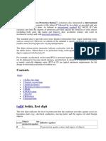 IP Code & IS docx
