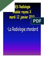 Formation Qualité de l Image Radiologique