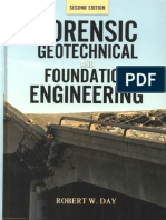 Forensic Geotechnical and Foundation Engineering, 2nd Ed