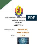 Folio Ask ( Aktiviti 1.8)