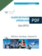 Presentation ARP4761 APSYS