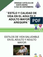 Envejecimiento Activo y Saludable 23 SEP 17 A