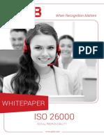 Whitepaper Iso 26000
