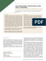 Modelos de Ecuaciones Estructurales. Características, Fases, Construcción, Aplicación y Resultados