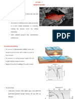Applied Geology Lecture 7