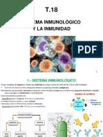 t.18. Sistema Inmunitario