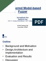 Inferred Model Fuzzer