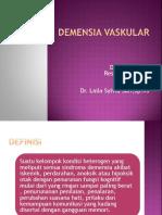 Demensia Vaskular Pp
