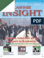 Kashmir Insight March-2018