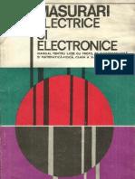 Masurari Electrice Si Electron Ice