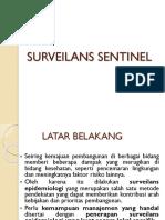 Surveilans Sentinel
