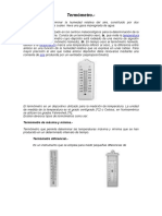 Investigacion Nº8 (Termometros)