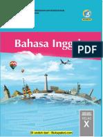 Buku Siswa Kelas 10 Bahasa Inggris