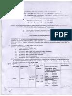 LAHDC Leh Recruitment