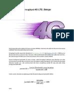 Perhitungan Throughput 4G LTE NEW.docx