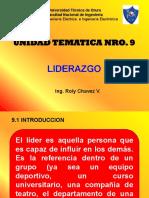 Unidad Tematica Nro. 9