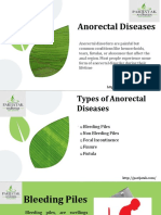 Anorectal Diseases
