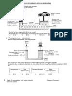 Latihan Pengiraan Sistem Hidraulik