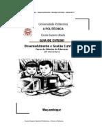 Guia de Desenvolvimentoe Gestao Curricul