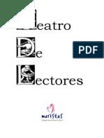 05 Teatro de Lectores
