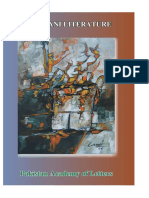Pakistani Literature VOL 15 (2)