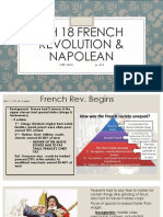 ch 18 french revolution   napolean