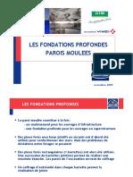 Présentation BSF Parois Moulées