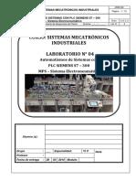 Lab 04. Automatizacion de MPS Con PLCs (C3) - 2018.1