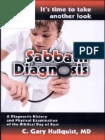 Sabbath Diagnosis