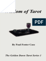 Case Paul Foster - Wisdom of Tarot