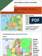 Europa Centrala si de Est+POLONIA+ Austria+Elvetia