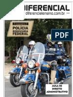 Preparatório para PRF Direito administrativo
