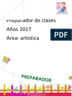 Clases Artistica 1 p