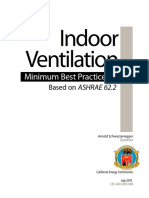 Indoor Ventilation