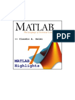 Matlab Tips