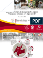 4. Tolima -Seguridad Alimentaria
