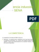 5 Competencia Induccic3b3n Sena
