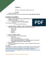 Installing VirtualBox Cadence (1)