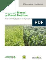 465 Technical Manual Potash Fertilizer Use